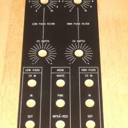 5u Oakley Noise & Dual filter