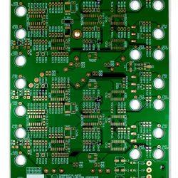281D Quad Function Generator PCB
