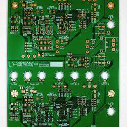 258D Dual Oscillator PCB