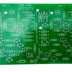 110F Dual Voltage Controlled Gate