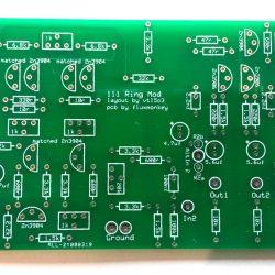 111F Dual Ring Modulator (twin pcb pack)